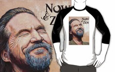 http://www.redbubble.com/people/donnaroderick/works/9842978-the-dude-now-and-zen?c=183585-now-and-zen&p=t-shirt