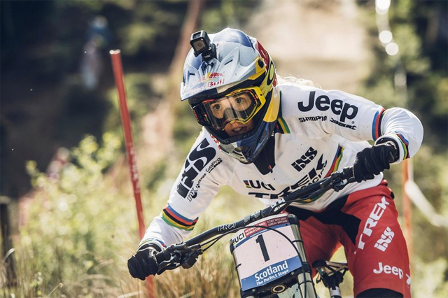 2016 Fort William UCI World Cup Downhill: Results Rachel Atherton