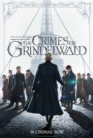 Fantastic Beasts: The Crimes of Grindelwald 2018 Full Hindi Movie Download Dual Audio HDRip 720p