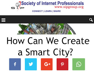 How Can We Create A Smart City? article by Cory Popescu