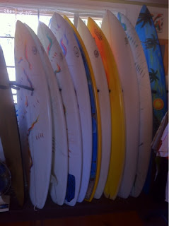 Surfboards and art custom in all shapes and sizes by Paul Carter