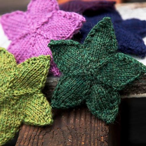 Knit Stars - Free Pattern