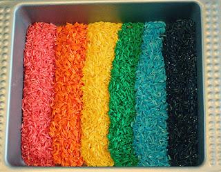 regenboogrijst