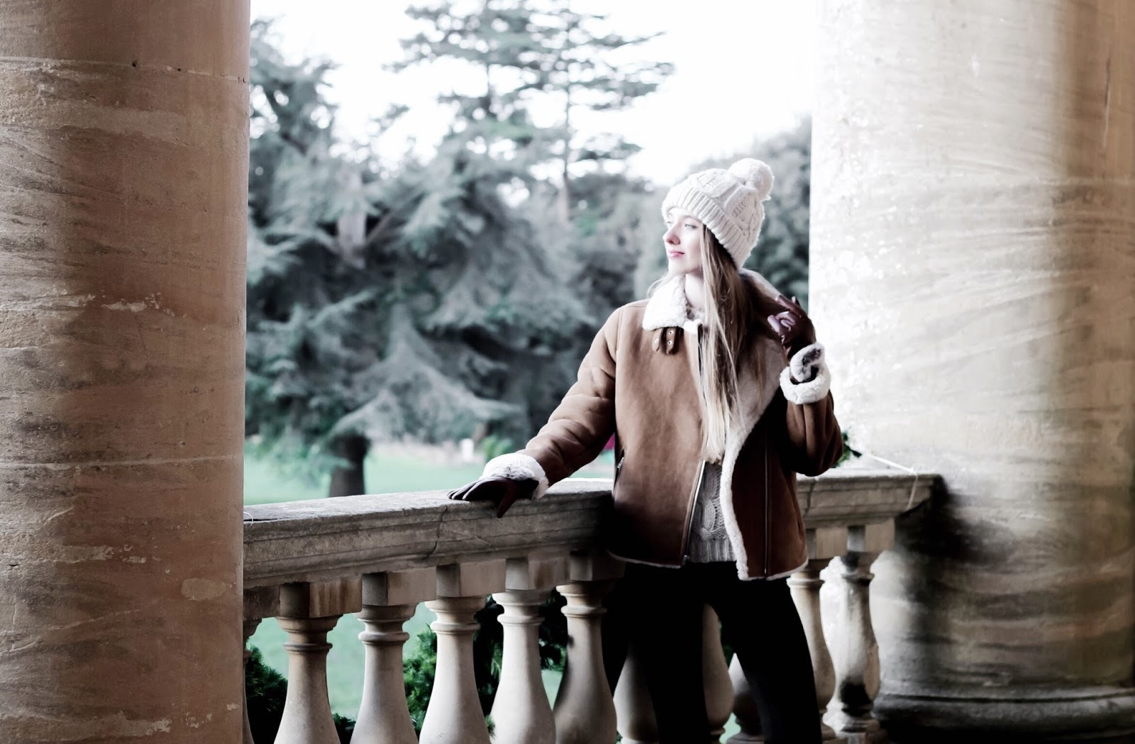 fashion blog how to layer in winter and still look chic