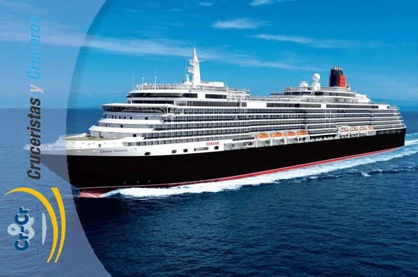 NOTICIAS DE CRUCEROS - Cunard celebra su 175 aniversario en Barcelona