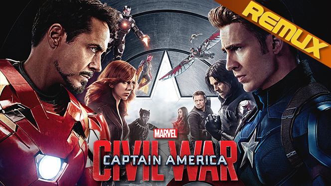 Captain America: Civil War (2016) REMUX 1080p Latino-Castellano-Ingles