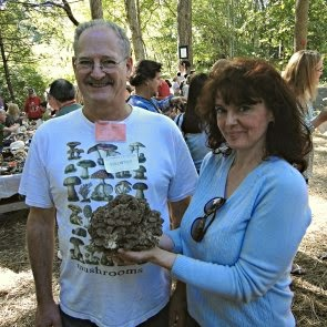 Mycologic Specimen at the Wild Mushroom Festival Mystic CT _ New England Fall Events