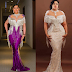 Battle of the fringe dress - Caroline Danjuma vs Omobutty