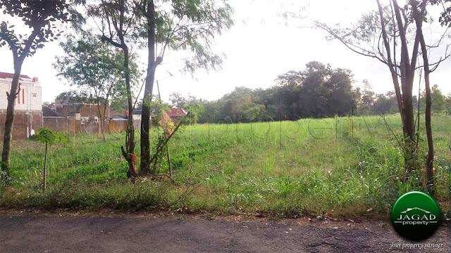 Tanah dekat Perum UPN Sempu jalan Tajem