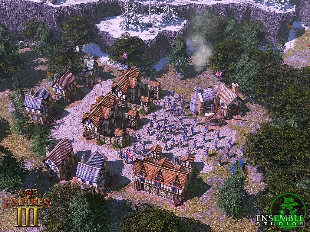 Age Of Empires Wallpaper: Age Of Empires III Wallpapers