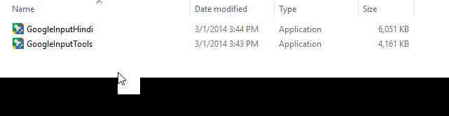 Offline Installer for Google Input tools - TECH SHAKYA