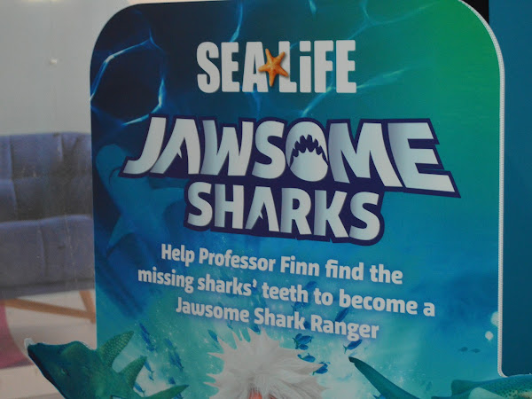 Closed Giveaway | Jawsome Sharks at Sea Life