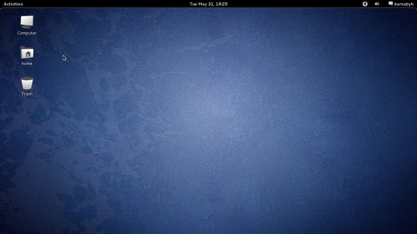 Linux Bsd And Everything Else Gnome Shell Impressions