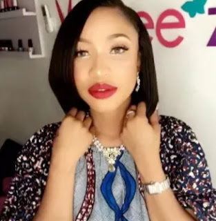tonto dikeh spent 5million cosmetic surgeries lagos hospital
