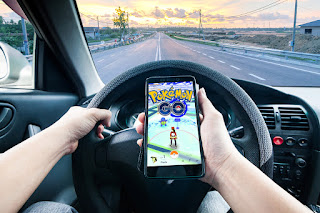 Pokemon Distracted Driving | Auto Accident Lawyer in Clearwater