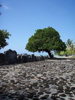 タプタプアテア マラエ ライアテア島