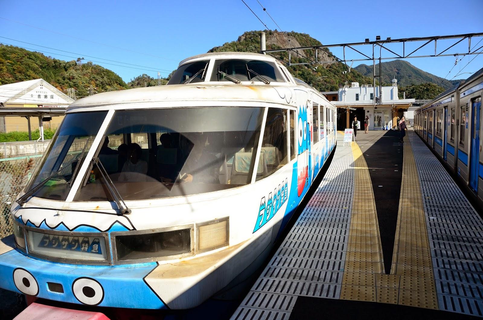 2014-11-3 東京近郊親子旅行(三):富士山 河口湖