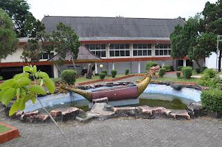Museum balaputera dewa palembang
