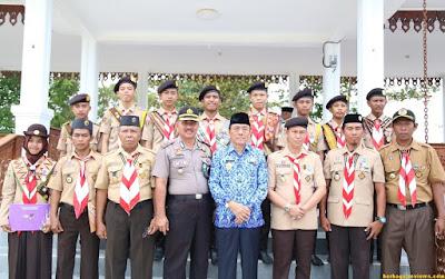 Perkembangan Gerakan Pramuka di Indonesia - berbagaireviews.com