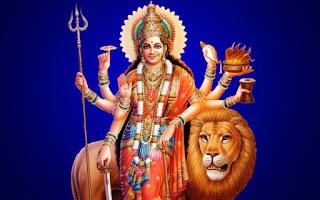 Jai Ambe Gauri - Durga Aarti With Lyrics - Sanjeevani Bhelande - Hindi Devotional Songs,jai ambe gauri,ambe ma, ambe mata,durga ma, hindu gods, hinduism,aarti