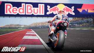 Moto GP 18 Xbox 360 Wallpaper