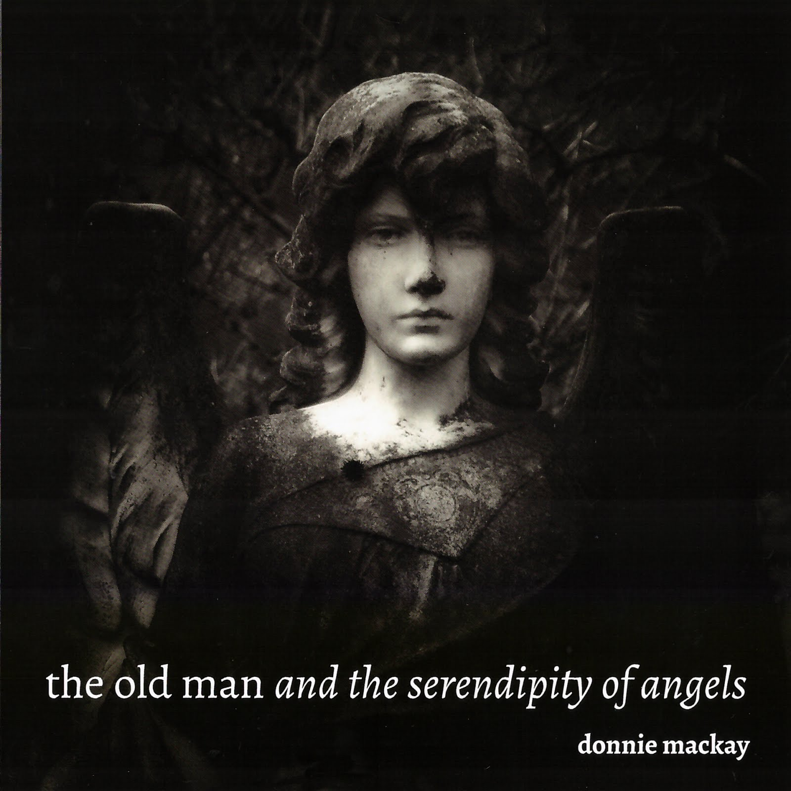 NEW BOOK JUST PUBLISHED - 100 PAGES - THE OLD MAN AND THE SERENDIPITY OF ANGELS
