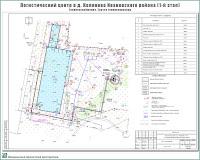 Проект логистического центра в пригороде г. Иваново - д. Коляново - Проект топливоснабжения - Трасса