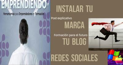 blog, blogspot, marketing en redes sociales, marketing social, recursos emprendedores, herramientas, web, branding, empresas de social media