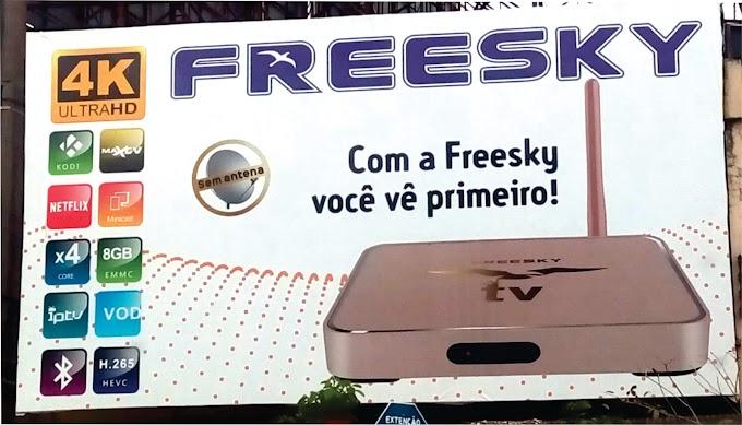 FREESKY OTT 4K NOVA ATUALIZAÇÃO V2.0.3.21 - 23/04/2019