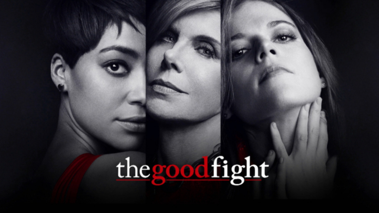Cush Jumbo, Christine Baranski y Rose Leslie protagonizan 'The Good Fight'