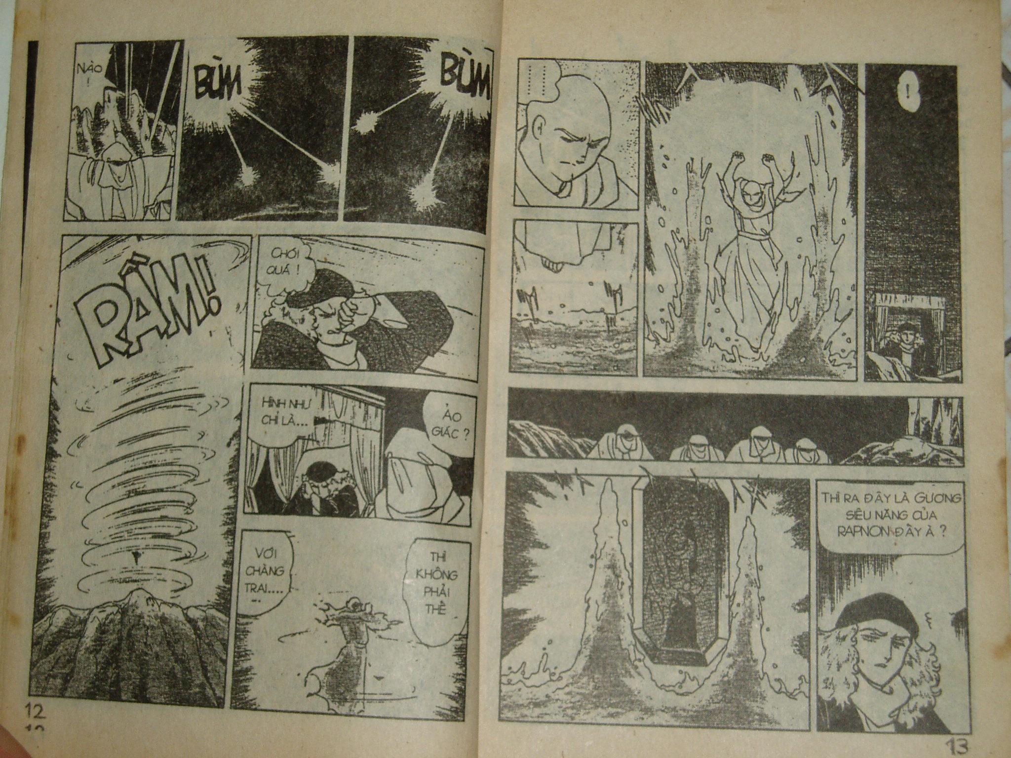 Siêu nhân Locke vol 17 trang 5