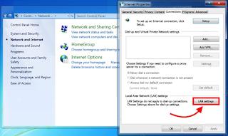 Cara Setting Proxy Server di Windows