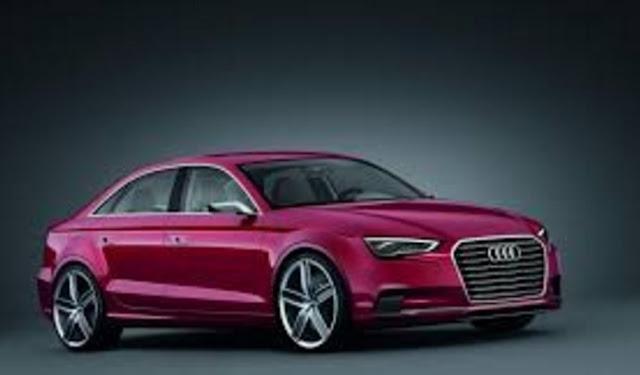 Car Audi A3