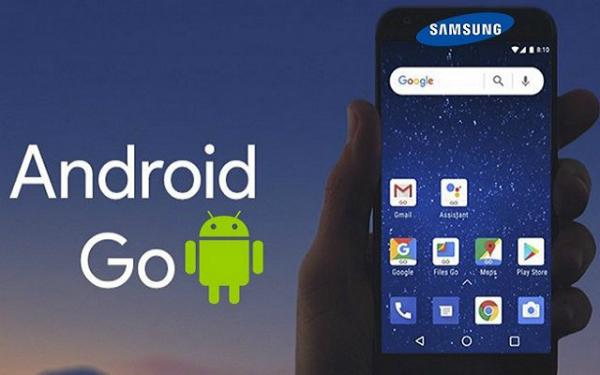 سامسونغ تكشف عن هاتفها الجديد بنظام Android Go