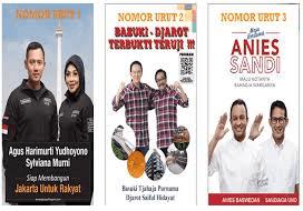 LIVE QUICK COUNT PILKADA DKI JAKARTA 2017 RASAIN AHY Keok