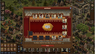 Forge of empires great buildings rewards points