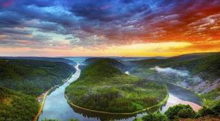 تفسير رؤية النهر في المنام بالتفصيل