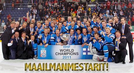 Jääkiekko Mm 2011