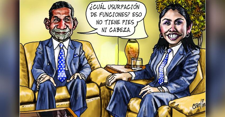 Carlincaturas Jueves 1 Junio 2017 - La República
