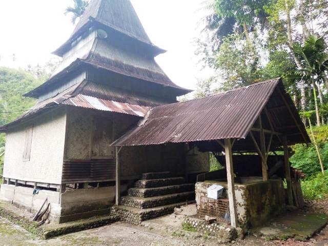 Surau Baleri di Tanjung Mutuih, Berusia Lebih Dari Satu Abad, Kondisinya Butuh Perhatian Semua Pihak