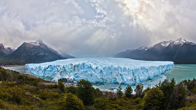 Glacier. Patagonia. Landscape. Argentina