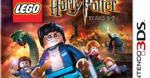 Download 3DS CIAs: LEGO Harry Potter: Years 5–7