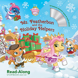 Ms. Featherbon and the Holiday Helpers - Whisker Haven Tales with the Palace Pets