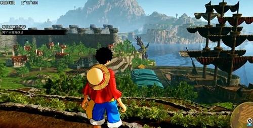One Piece: World Seeker Story