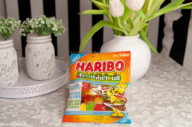Haribo - Fruitilicious,