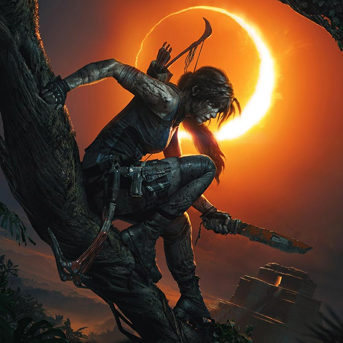 Tomb Rider Wallpaper: Shadow Of The Tomb Raider Wallpaper Engine