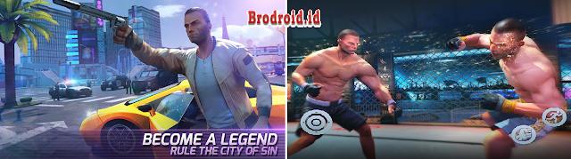 Download Gangstar Vegas - mafia game Mod Apk Unlimited Money 3.2.1c Terbaru