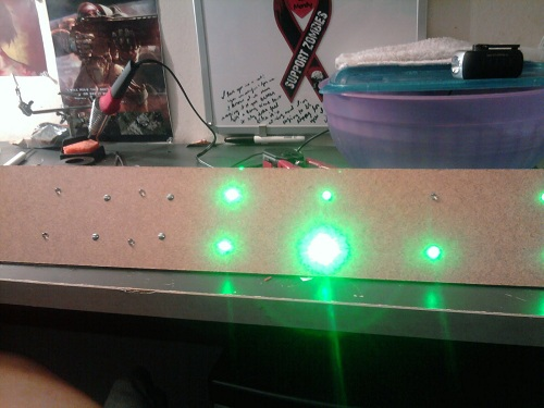 Simple Make LED light-weight Box