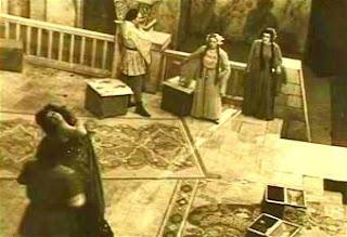 scena dall'atto I, ediz. napoletana del 1940