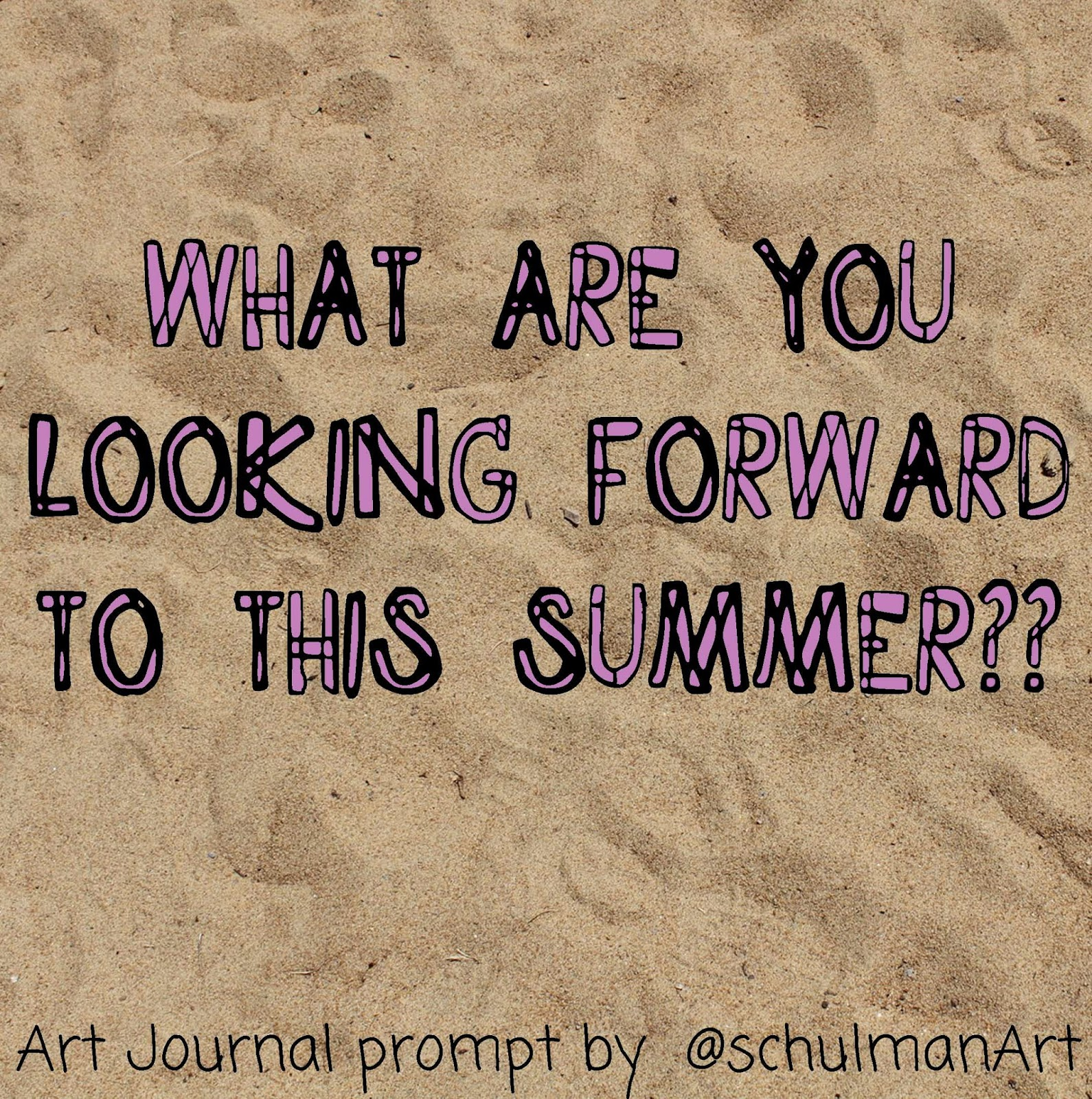 art journal ideas | #artjournal by @schulmanArt
